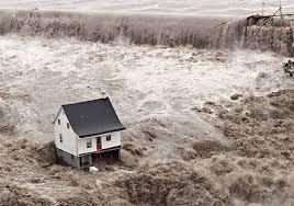 reêver d'inondation signification.