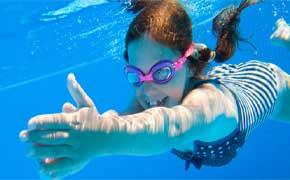 rêverde nager.
